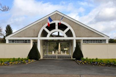 Avis d'enquête publique relatif au projet d'agrandissement du cimetière de la Vallée Favière