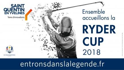 """Vivez l'ambiance """"Ryder Cup"""" à la fan zone !"""