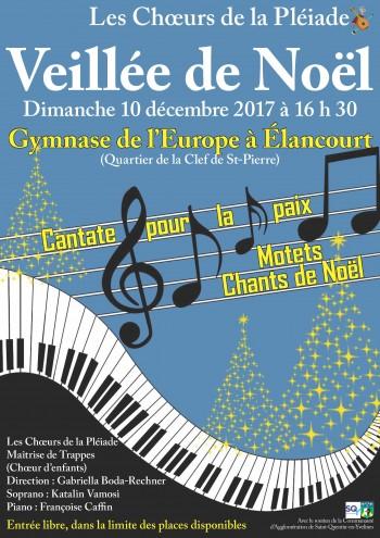 Concert Veillée de Noël