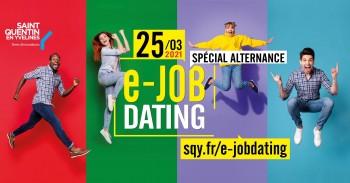 E-job dating spécial alternance