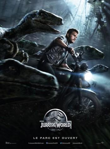 "Cinéma en plein-air  ""Jurassic World"""