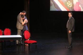 Théâtre - Le misanthrope (vs politique)