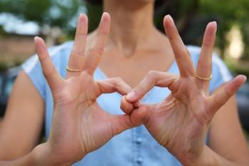 Réunion d'information sur la langue des signes française