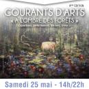 """Festival Courants d'arts """"A l'ombre des forêts"""""""