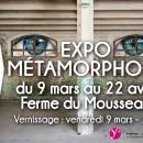 "Exposition ""Métamorphose"""
