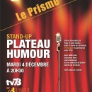 Stand-up Plateau humour