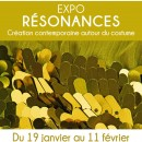 Exposition Résonances : Le costume