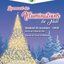 Lancement des illuminations de Noël
