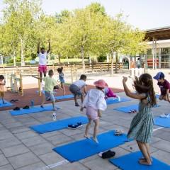 Atelier Yoga à Willy Brandt