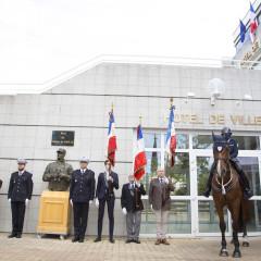 Commémoration du 18 juin 1940