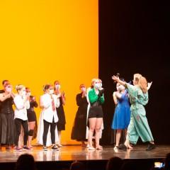 Spectacle de l'école municipale de danse