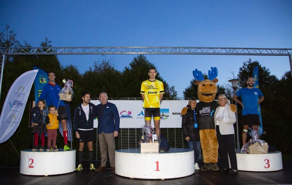 Élancourt Champions Trail : résultats et photos