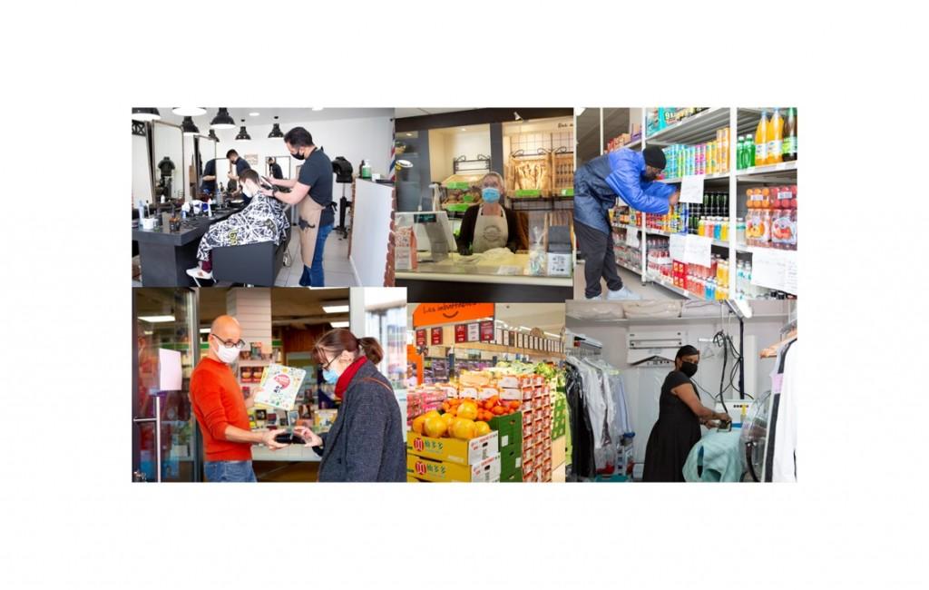 Soutenons nos commerces de proximité !