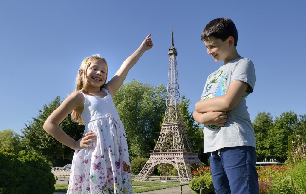 Gagnez vos pass annuels au Parc France Miniature