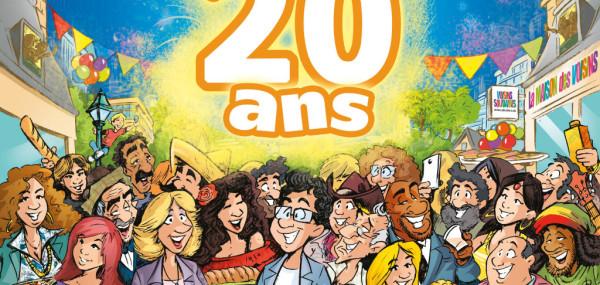 Les 20 ans de la Fête des Voisins