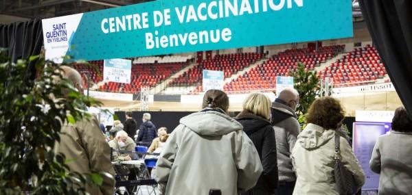 Vaccination : des créneaux réservés aux Élancourtois