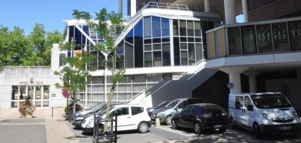 Travaux parking hôtel de Ville