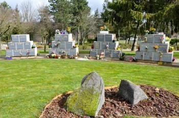 Les cimetières municipaux