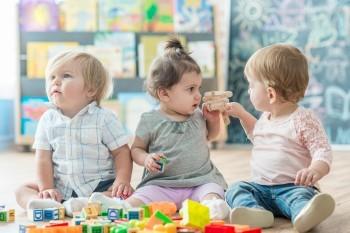 Les structures d'accueil Petite Enfance