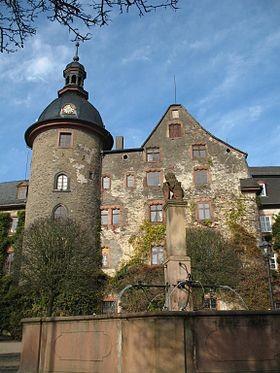 Le Château de Laubach