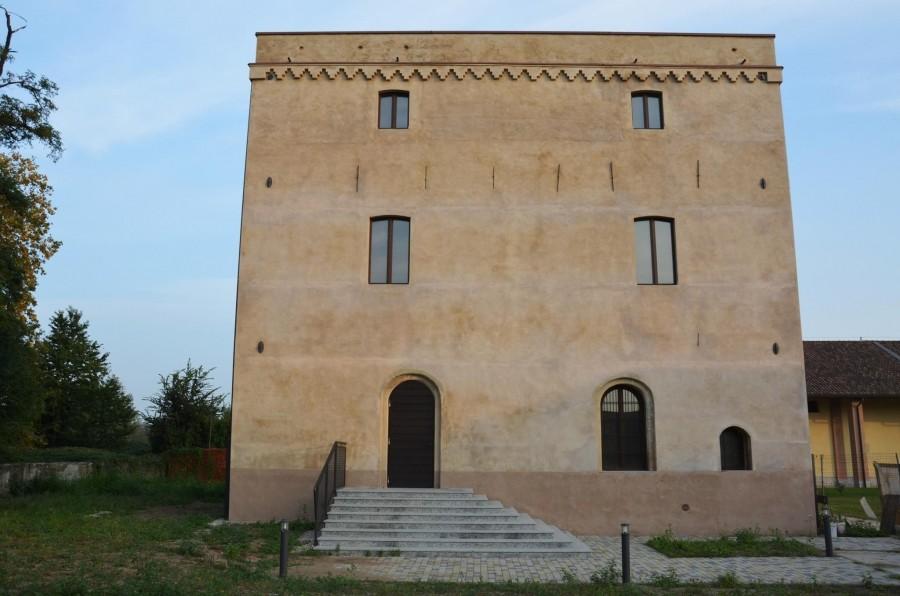 La tour de Cassina de Pecchi