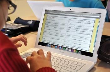Le soutien scolaire en ligne
