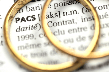 Pacte Civil de Solidarité (PACS)
