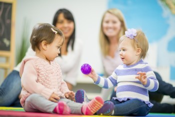 L'Étape, lieu d'accueil enfants-parents