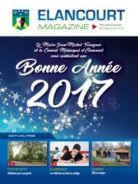 Elancourt Magazine n°220 - janvier 2017