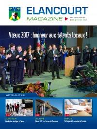 Elancourt Magazine n°221 - février 2017