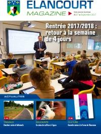 Elancourt Magazine n°227 - septembre 2017