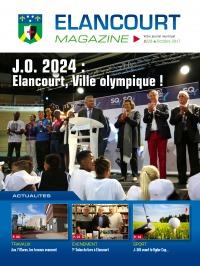 Elancourt Magazine n°228 - octobre 2017