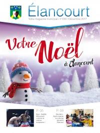 Elancourt Magazine n°230 - décembre 2017