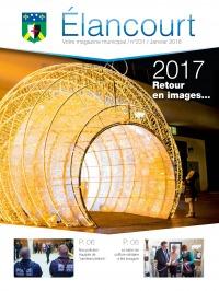 Elancourt Magazine n°231 - janvier 2018