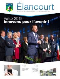 Elancourt Magazine n°232 - février 2018