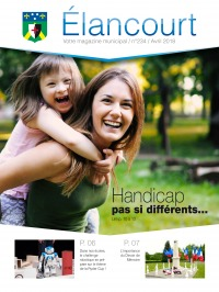 Elancourt Magazine n°234 - avril 2018