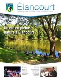 Elancourt Magazine n°237 - juillet/août 2018