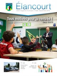 Elancourt Magazine n°238 - septembre 2018