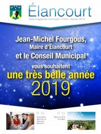Elancourt Magazine n°242 - janvier 2019