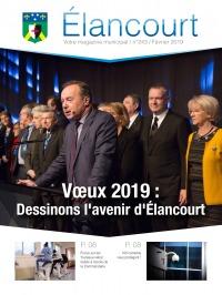Elancourt Magazine n°243 - février 2019