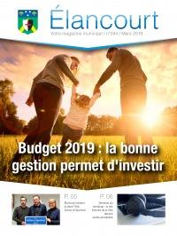 Elancourt Magazine n°244 - mars 2019