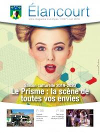 Elancourt Magazine n°247 - juin 2019