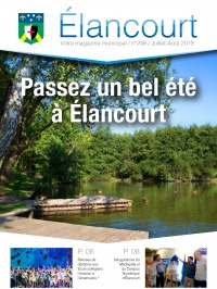 Elancourt Magazine n°248 - juillet/août 2019