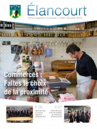 Elancourt Magazine n°250 - octobre 2019