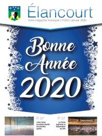 Elancourt Magazine n°253 - janvier 2020