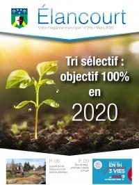 Elancourt Magazine n°255 - mars 2020