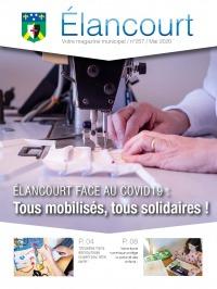 Élancourt Magazine N°257 - Mai 2020