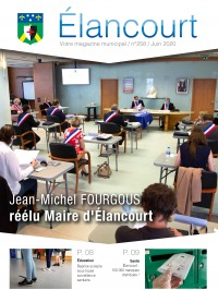 Élancourt Magazine N°258 - Juin 2020