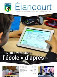 Élancourt Magazine N°260 - Septembre 2020