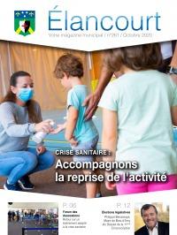 Élancourt Magazine N°261 - Octobre 2020